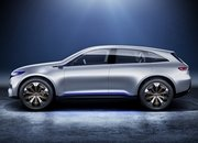 Mercedes EQC vs Mercedes Generation EQ Concept - image 794286