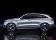 Mercedes EQC vs Mercedes Generation EQ Concept - image 794287
