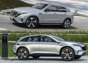 Mercedes EQC vs Mercedes Generation EQ Concept - image 794292