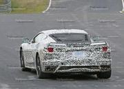 Mid-engined Chevrolet Corvette C8 caught testing at Nurburgring - image 794063