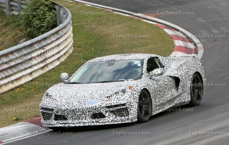 The 2020 Mid-Engine C8 Corvette Debuts July 18th But You Can See It In This Video First