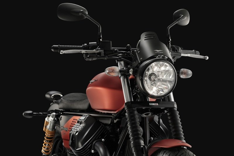 Moto Guzzi to give us a new V9 Bobber variant