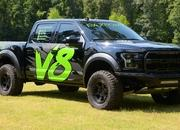 PaxPower Ford F-150 Raptor V-8 and Ford F-150 Raptor EcoBoost Comparison - image 797400