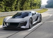 Next-Gen Audi Supercar Could be an All-Electric, 1,000-Horsepower Monster - image 794229