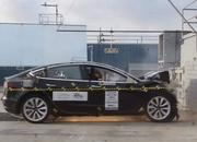 NHTSA Gives the 2019 Tesla Model 3 a Five-Star Safety Rating - image 796352