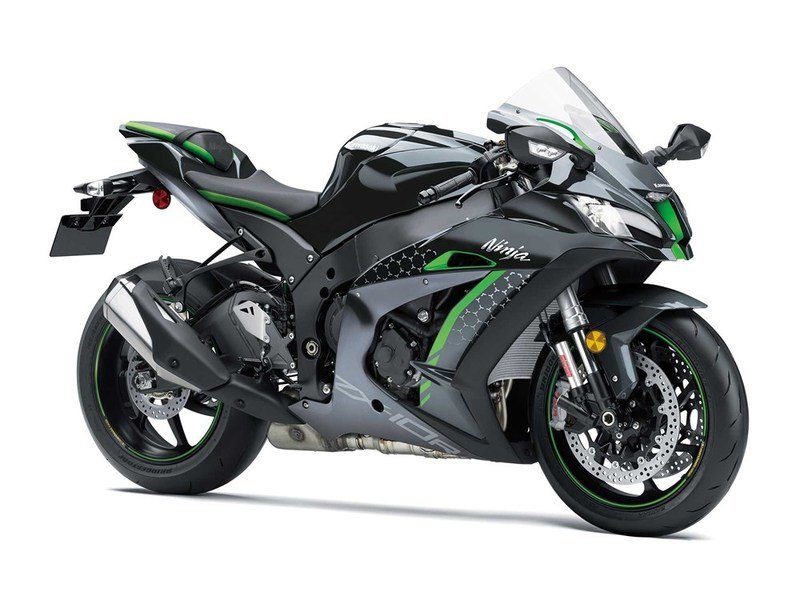 Kawasaki adds more power to their 2019 ZX-10R superbikes - image 794741