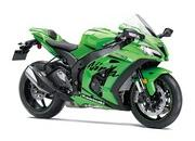 Kawasaki adds more power to their 2019 ZX-10R superbikes - image 794738