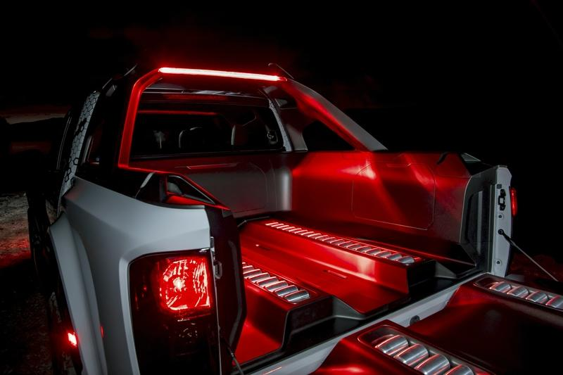 Nissan Navara Dark Sky Pick Up Concept - For Astronomers on the Go