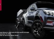 Nissan Navara Dark Sky Pick Up Concept - For Astronomers on the Go - image 795956