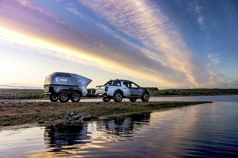 Nissan Navara Dark Sky Pick Up Concept - For Astronomers on the Go Exterior - image 795993