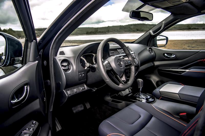 Nissan Navara Dark Sky Pick Up Concept - For Astronomers on the Go Interior - image 795961