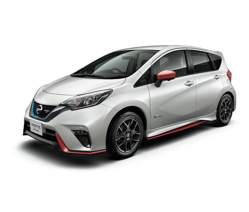 2019 Nissan Note e-Power Nismo S