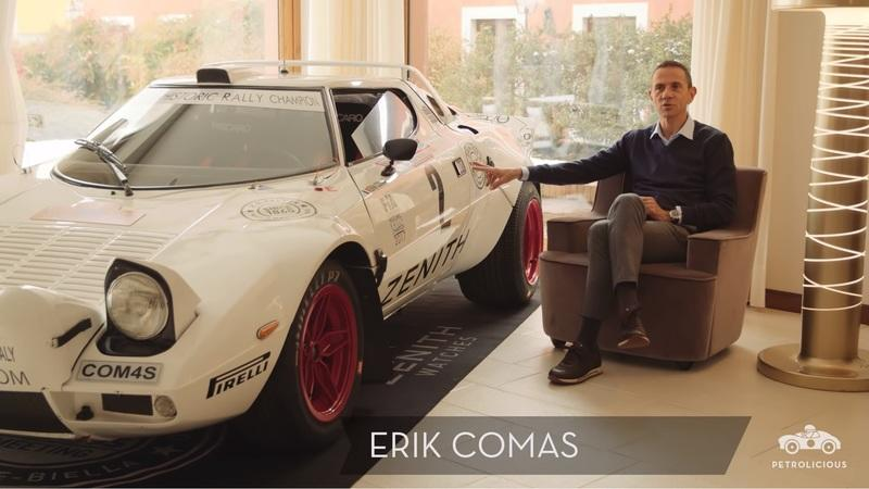 Petrolicious Features the Beautiful and Brutal 1974 Lancia Stratos Group 4: Video - image 797220