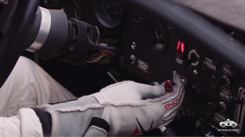 Petrolicious Features the Beautiful and Brutal 1974 Lancia Stratos Group 4: Video