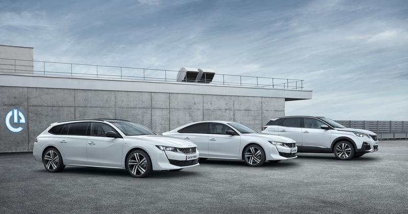 Peugeot Launches a New Plug-In Hybrid Engine Range for the 3008 and 508 - image 796693