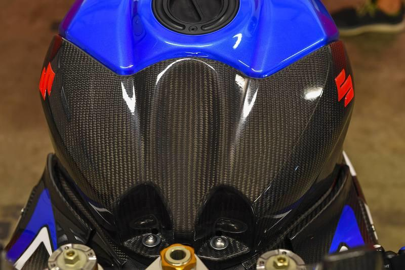 Suzuki showcases its most lethal GSX-R1000R yet. It's called the