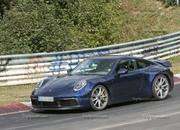 The 2019 Porsche 911 Will be Offered as a Carrera T Because It's Pure - image 794095