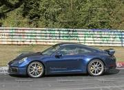 The 2019 Porsche 911 Will be Offered as a Carrera T Because It's Pure - image 794086