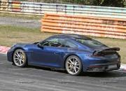 The 2019 Porsche 911 Will be Offered as a Carrera T Because It's Pure - image 794089
