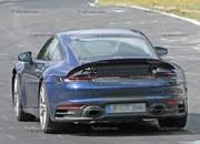 The 2019 Porsche 911 Will be Offered as a Carrera T Because It's Pure - image 794091