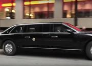 "President Donald Trump's New Presidential Cadillac Limo ""Beast"" is Finally in Service - image 797443"