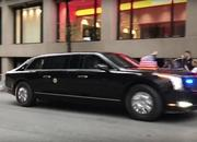 "President Donald Trump's New Presidential Cadillac Limo ""Beast"" is Finally in Service - image 797445"