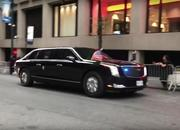"President Donald Trump's New Presidential Cadillac Limo ""Beast"" is Finally in Service - image 797442"