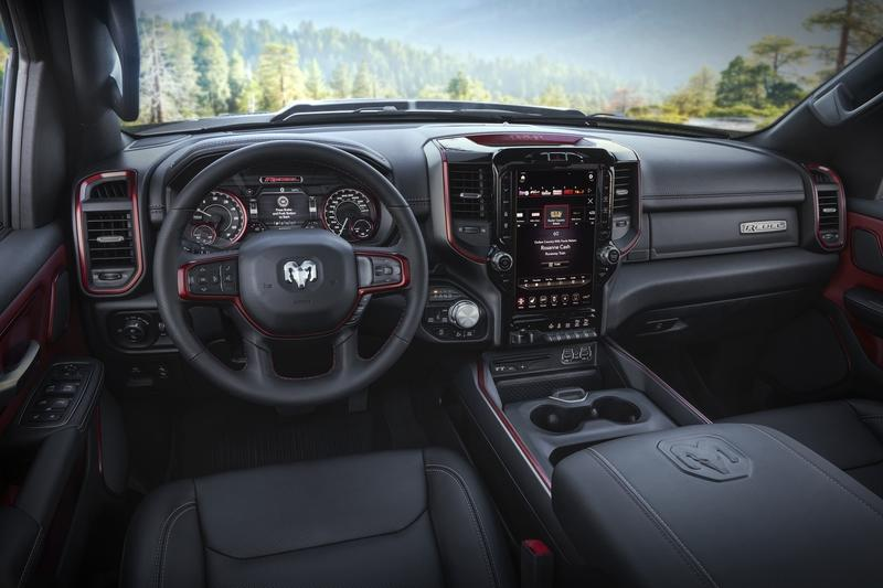 2019 Ram 1500 Rebel 12 Interior - image 796424