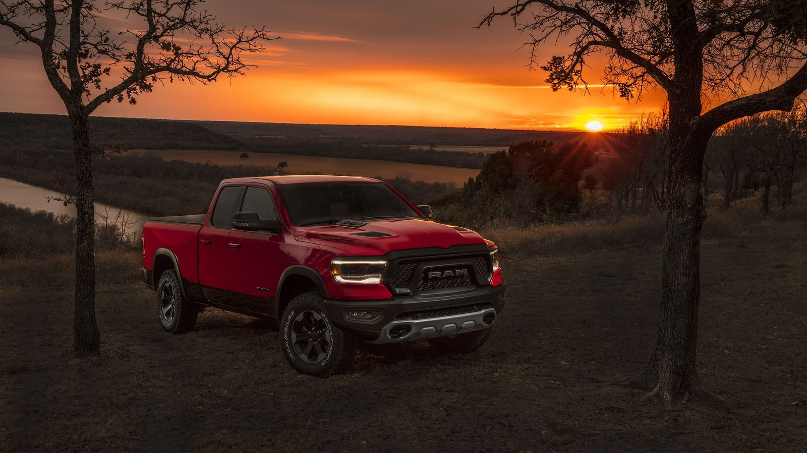 Ram To Build A Body-on-Frame Midsize Truck; Will Be Built ...