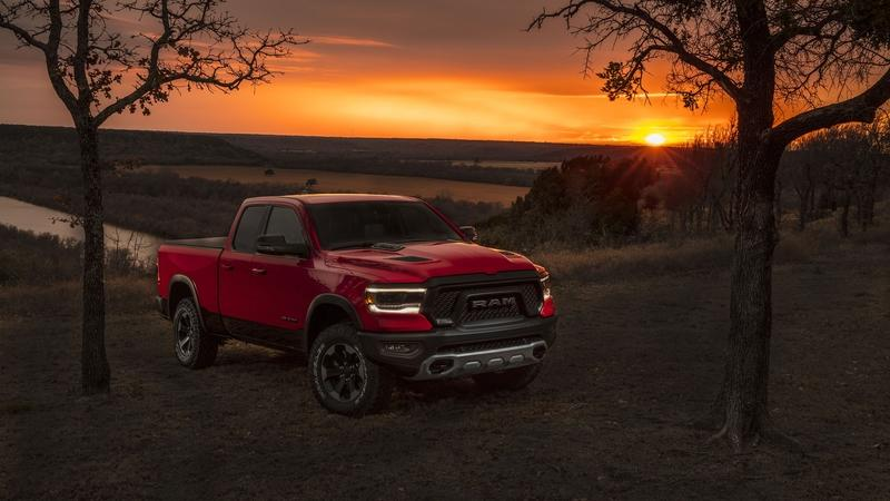Ram to Build a Body-on-Frame Midsize Truck; Will be Built at Toledo Jeep Plant
