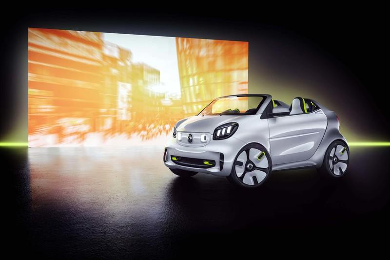 2018 Smart ForEase Concept