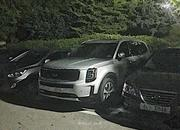 Someone Caught the Kia Telluride Uncovered and it Looks Nothing Like the Concept - image 794584