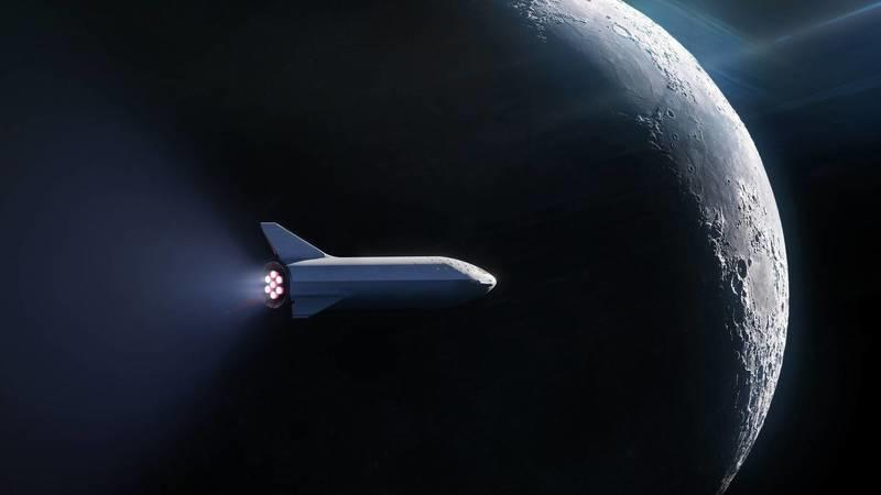 SpaceX is Officially Sending a Space Tourist Around the Moon!