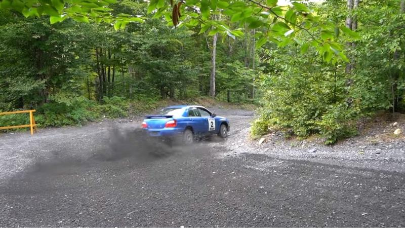Team O'Neil Rally School Gives a Brief Lesson on How To Execute a Pendulum Turn: Video - image 796840