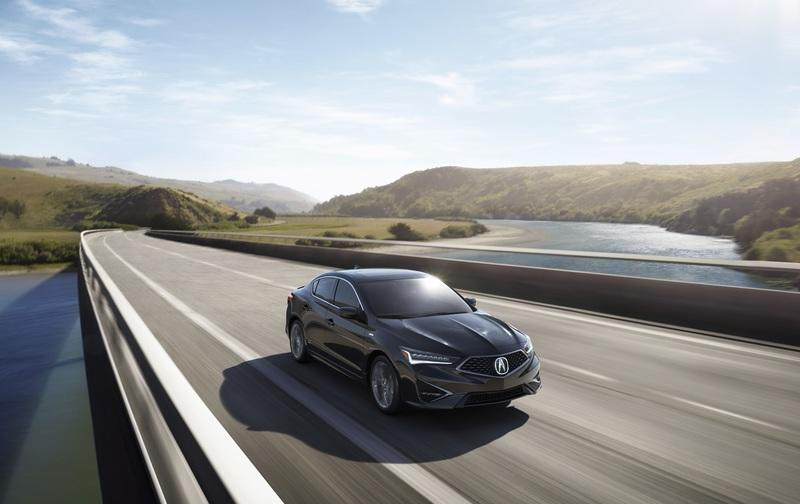 The 2019 Acura ILX has Been Modernized; Now Includes Fresh Styling and Better Safety Equipment