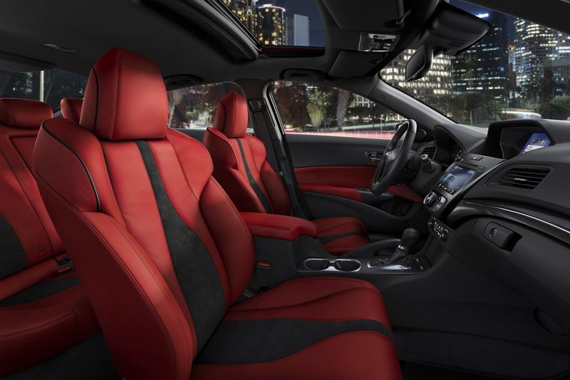 The 2019 Acura ILX has Been Modernized; Now Includes Fresh Styling and Better Safety Equipment Interior - image 794375