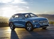 The 2019 Audi E-Tron SUV Debuts With a $75,000 Price Tag, Max Towing Capacity of 4,000 Pounds - image 795862