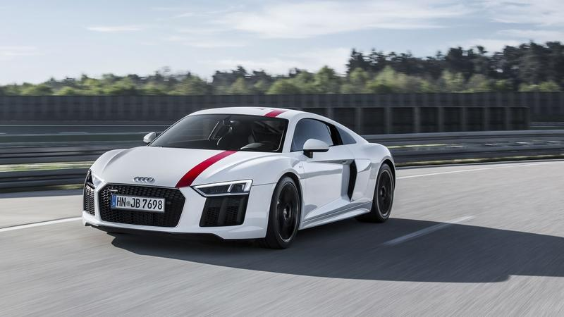 The 2019 Audi R8 Facelift May Bring Back The Rear Wheel Drive Rws