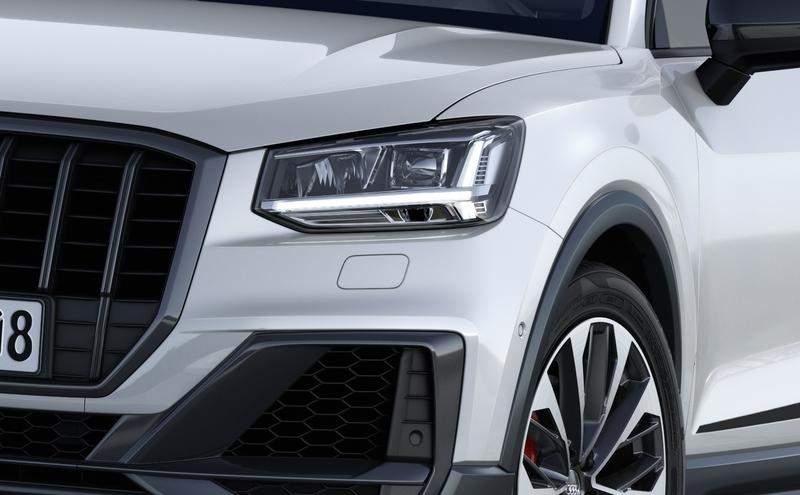 The 2019 Audi SQ2 Delivers Nearly 300 Horsepower and a 4.8-Second Sprint to 62 MPH