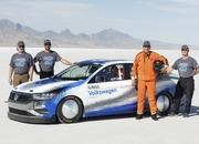 The 2019 Volkswagen Jetta Earns a Land Speed Record at the Bonneville Salt Flats - image 796085