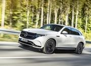 The Mercedes EQC Makes a Quiet Debut with 200 Miles of Range, 402 Horsepower, and the Ability to Hit 60 in 4.9 Seconds - image 794199