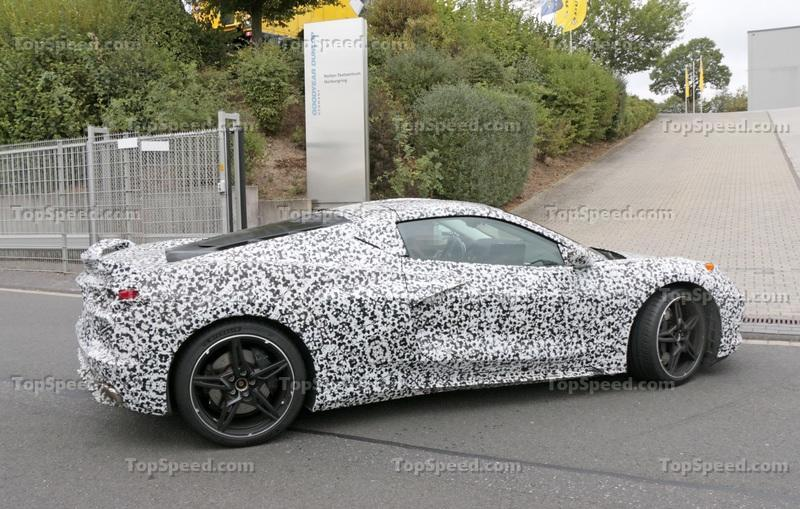 2020 Chevrolet C8 Corvette ZR1