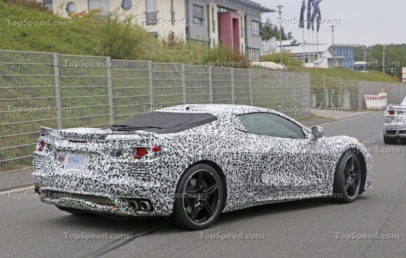 Chevy Adds Hundreds of Workers to 2020 C8 Corvette Production