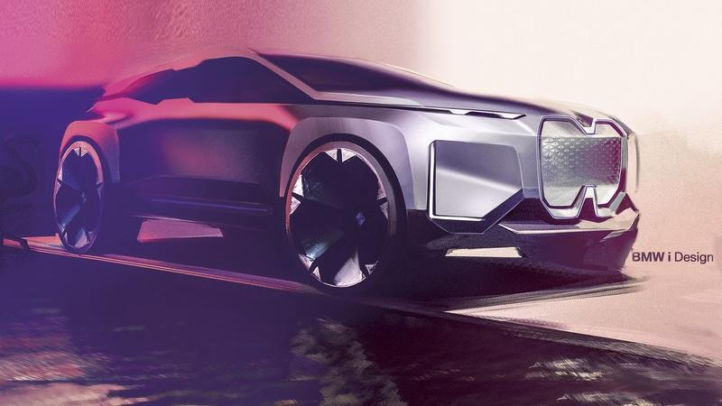 There's A Lot To Like About The BMW iNext Concept, But It's Not All Great Exterior - image 795594