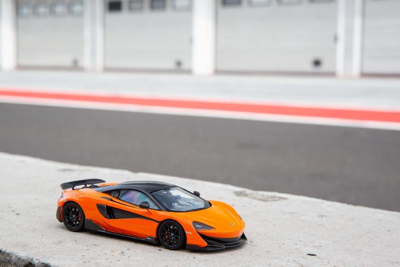 There's Now an Official Scale Model of the McLaren 600LT to Complement your Car Collection - image 796735
