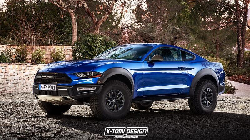 Ford is Aiming for Non-Electric, Mustang-Based, Performance Crossovers - image 795195