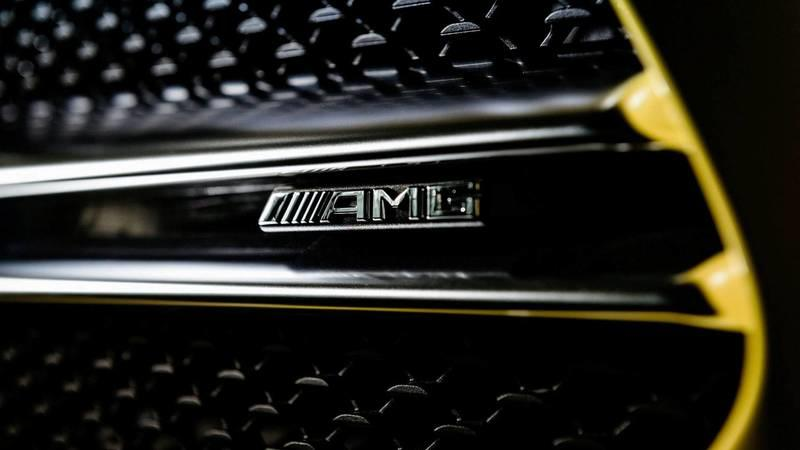 This Teaser for the 2019 Mercedes-AMG A35 Has Us Wanting More