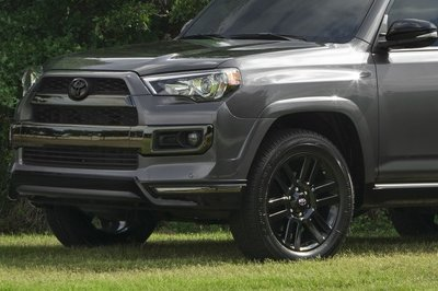 2018 Toyota 4Runner Nightshade Special Edition