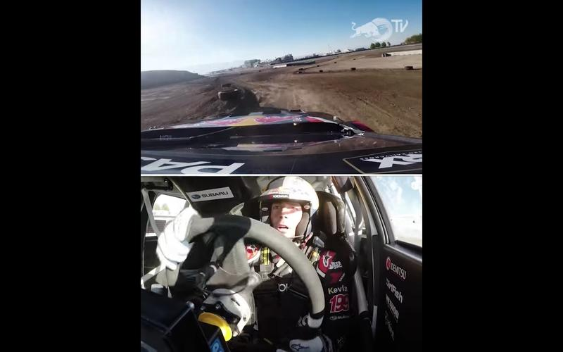 Travis Pastrana Goes Full Throttle at Wild New NRX Track