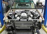 Tuning Firm Puts an 80s Mercedes 190E Body on a 2010 Mercedes-AMG C63 Chassis and the Result is Amazing - image 796618